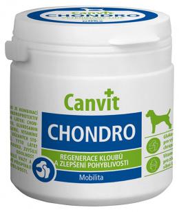 Витамины для собак - таблетки Canvit Chondro N100, 100 г