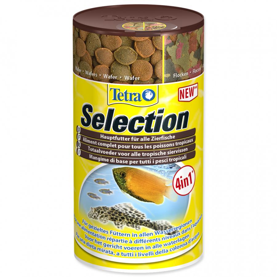 Barība zivīm - Tetra Selection 100 ml