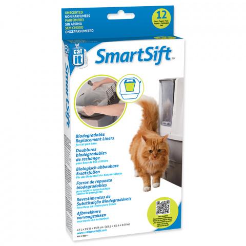 Мешочки для кошачьего туалета -  Bags for CatIt Design Sifting, lower part title=