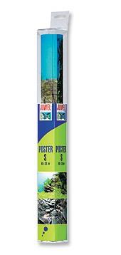 Fons akvārijem - Juwel Poster 'S' 60*30cm title=