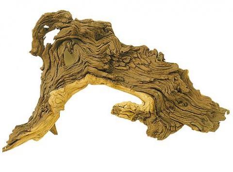 Декор для аквариума - Tropical wood S title=