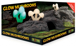 Декор для террариума - ExoTerra Glow Mushrooms, 25*12cm