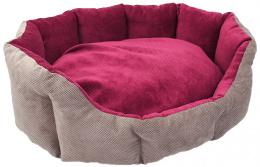 Лежанка для собак - Dog Fantasy Bed Crown, 50 cm