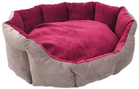 Guļvieta suņiem - Dog Fantasy Bed Crown, 70 cm title=