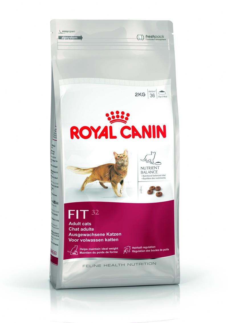 Корм для кошек - Royal Canin Feline Fit, 4 кг