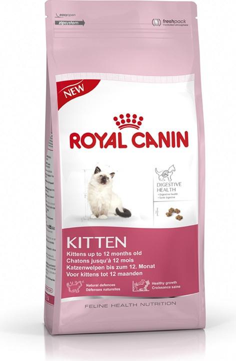 Barība kaķēniem - Royal Canin Feline Kitten, 4 kg
