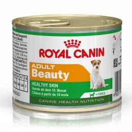 Konservi suņiem - Royal Canin Mini adult beauty 195 g