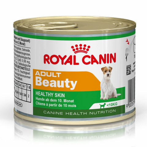 Консервы для собак - Royal Canin Mini adult beauty, 195 г title=