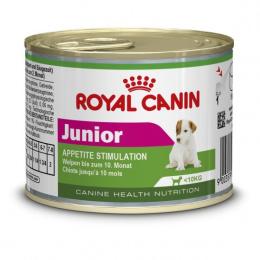 Konservi kucēniem- Royal Canin CHN Mini Junior, 195 g