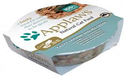 Konservi kaķiem - APPLAWS Cat, ar sardīnēm un makreli,  60 g