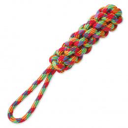 Игрушка для собак - DogFantasy Good's, игрушка из ткани, мяч, 37 cm
