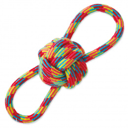 Игрушка для собак - DogFantasy Good's, игрушка из ткани, мяч, 22 cm