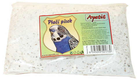 Песок для птиц - APETIT (500гр) title=