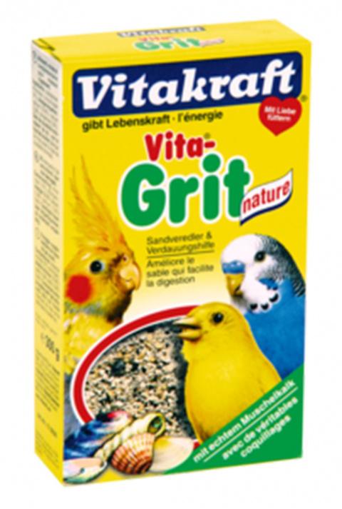 Песок для птиц - Vita Grid 50g