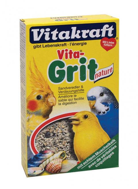 Песок для птиц - Vita Grid 300g title=