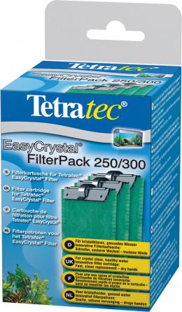 Наполнитель для фильтра - Tetra Crystal Filter Pack C 6C 250/300 (3шт)