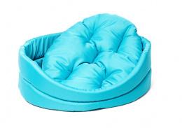 Лежанка для собак - Dog Fantasy DeLuxe oval bed, 91*81*21 cm