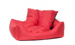 Guļvieta suņiem - Dog Fantasy DeLuxe Basic Sofa, 53*43*16 cm