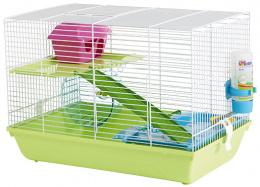 Клетка для грызунов - SAVIC Martha Triple, 46,5 x 29,5 x 34 см