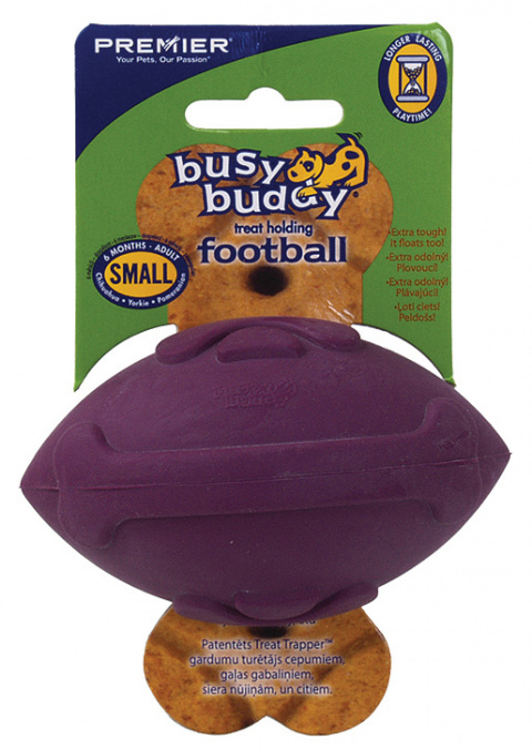 Игрушка для собак - BusyBuddy Football S, 10cm