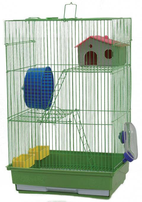 Клетка для грызунов - Inna