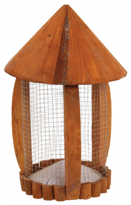 Barotava savvaіas putniem - Nature Wood 17.5*25cm