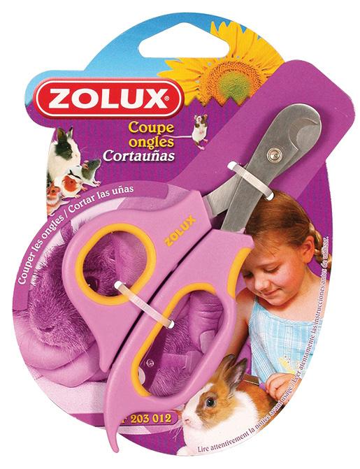 Šķēres grauzējiem - Zolux Nail-clippers