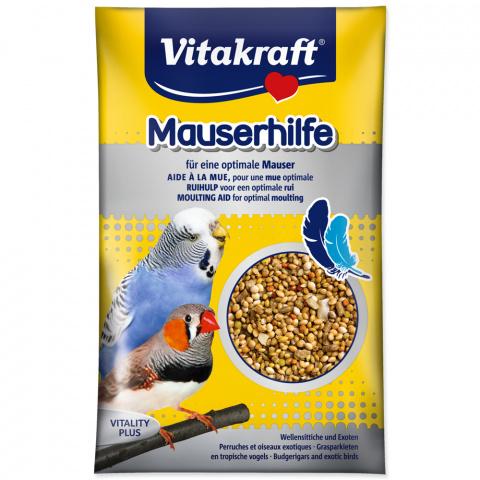 Пищевая добавка для птиц - Mauserhife for Budgies20g title=