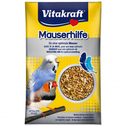 Пищевая добавка для птиц - Mauserhife for Budgies20g