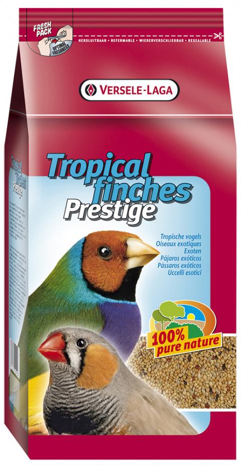 Корм для птиц - Prestige Tropical Finches 500g title=