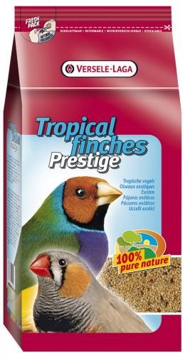 Корм для птиц - Prestige Tropical Finches 500g