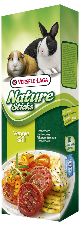 Лакомство для грызунов - Nature Sticks Veggie Grill 90g
