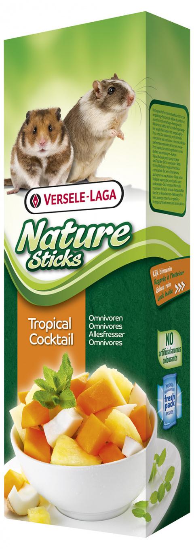 Gardums grauzējiem - Nature Sticks Tropical Cocktail 90g