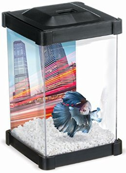 Akvārijs - MARINA Betta Tower Kit 1.25L