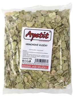 Лакомство для грызунов и птиц - APETIT прессованный горошек (400 гр)