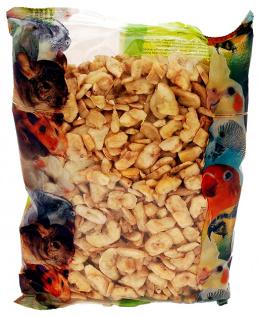 Лакомство для грызунов и птиц - APETIT банановые чипсы (400 гр)