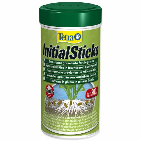 Augu kopšanas līdzeklis - Tetra Plant Initial Sticks, 250 ml title=