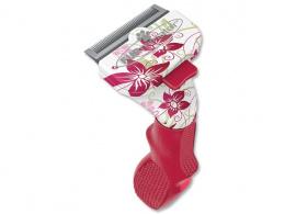 Расческа-фурминатор для кошек - FURminator deShedding tool Limited Edition, для короткой шерсти, S