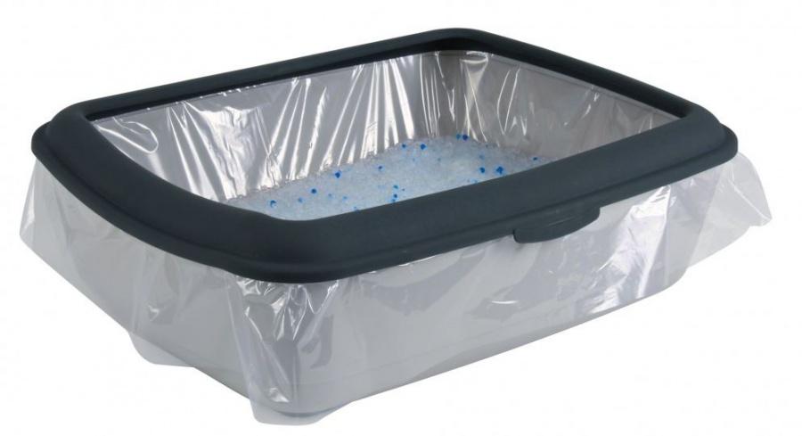Мешки для туалета - Bags for Cat Litter Tray XL (59*46 см)
