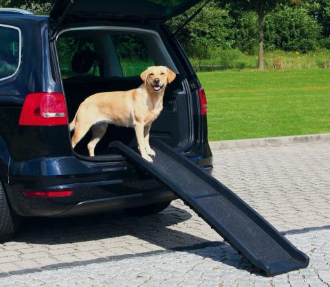 Аксессуар для машины - Trixie Pet ramp 40x156 cm