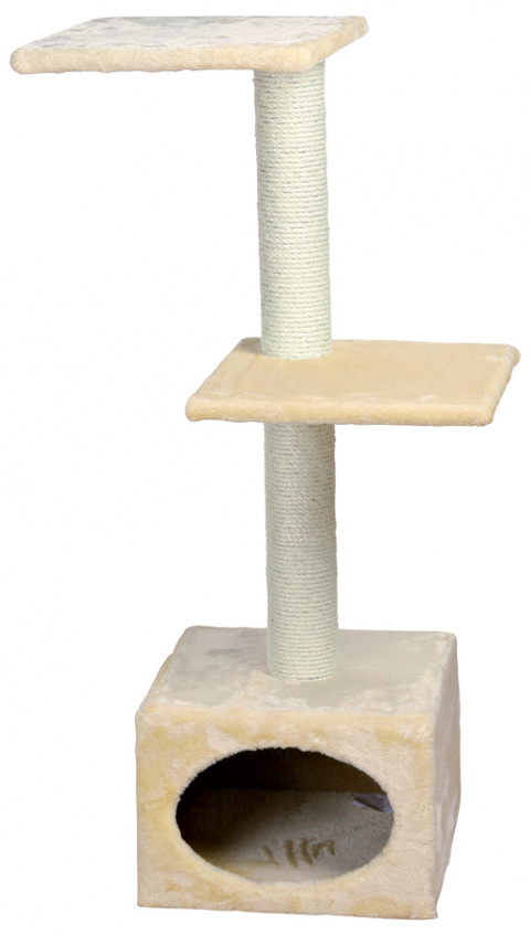 Домик для кошек - Trixie Badalona, 109 cm, бежевый title=