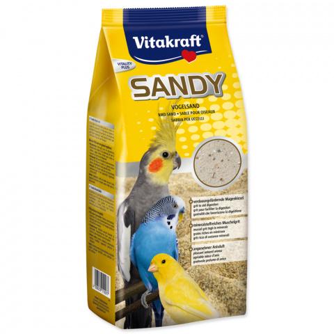 Smiltis putniem – Vitakraft Vogel Sand, 2,5 kg title=