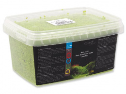 Grunts akvārijam - Aqua Excellent koši zaļa, 1 kg