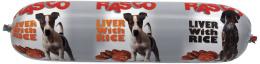 Консервы для собак - Salami Rasco Liver with Rice, 900 г