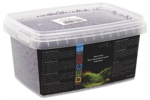 Грунт для аквариума - Aqua Excellent ярко фиолетовый, 1 kg