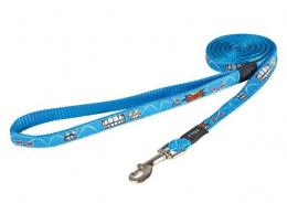 Pavada suņiem - Rogz leash Fancy Dress Comic, M, 108 cm