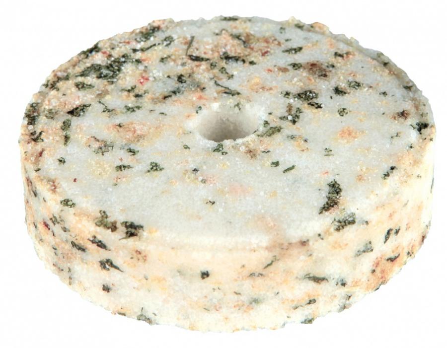 Minerālakmens grauzējiem - Salt mineral stones with herbs 95g