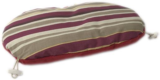 Спальное место для собак -  DOG IT пластиковая кровать с подстилкой, 76,8*51*24,5cm