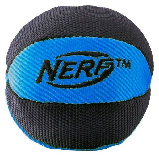 Rotaļlieta suņiem - NERF Trackshot Squeaker Ball, 11 cm