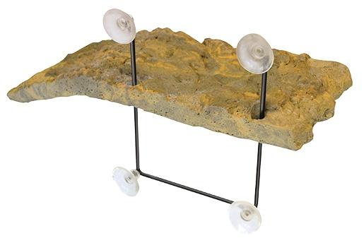 Декор для акватеррариума - Островок 12,5*28,5cm